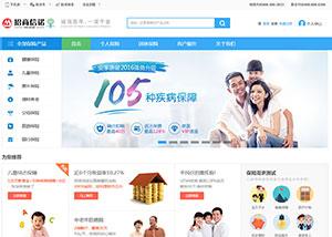 网站建设策划案例_招商信诺人寿保险有限公司
